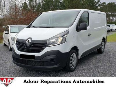 occasion Renault Trafic III FG L1H1 1200 1.6 DCI 125CH ENERGY GRAND CONFO