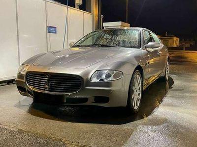 occasion Maserati Quattroporte 4.2 V8 vends ou echange moteur ferrari boite f1