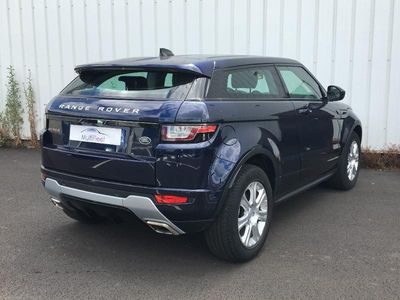 occasion Land Rover Range Rover evoque 2.0 Td4 180 Hse Dynamic Bva Mark V 3p