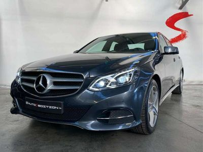 occasion Mercedes E200 BlueTEC 7 G TRONIC