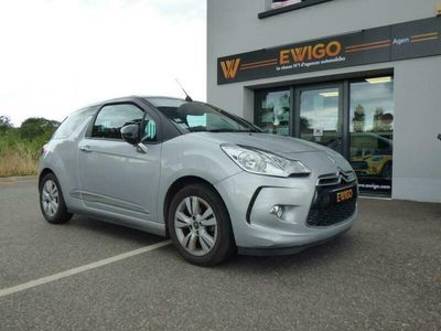 occasion Citroën DS3 Cabriolet 1.6 - 120 CV SO CHIC