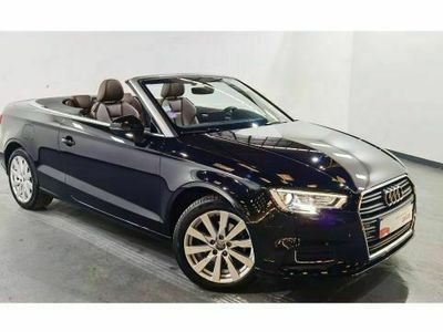 occasion Audi A3 Cabriolet Design Luxe 1.4 TFSI 110 kW (150 ch) S tronic