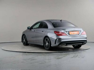 occasion Mercedes CLA220 d 7-G DCT, Fascination