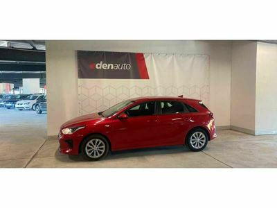 occasion Kia cee'd 1.0 T-GDI 120 ch ISG BVM6 Motion Motion