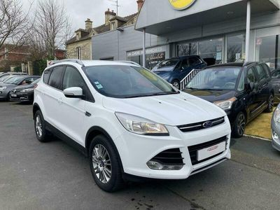 occasion Ford Kuga 2.0 TDCI 140CH FAP TREND 4X4 POWERSHIFT