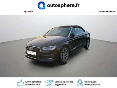 occasion Audi A3 Cabriolet 35 TFSI CoD 150 S tronic 7 Design Luxe