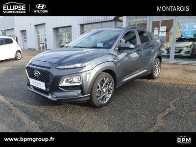 occasion Hyundai Kona 1.6 GDi hybrid 141ch Edition 1 DCT-6 Euro6d-T EVAP