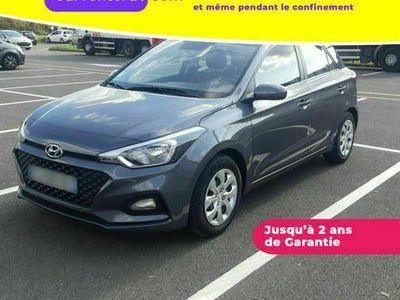 occasion Hyundai i20 1.2 75 initia Essence