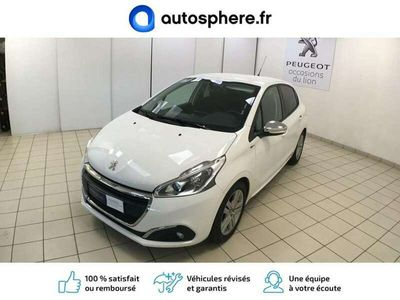 occasion Peugeot 208 1.6 BlueHDi 75ch Style 5p