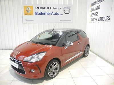 occasion DS Automobiles DS3 Cabriolet DS 3 e-HDi 90 Be Chic ETG6