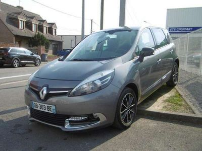 occasion Renault Scénic III phase 2 1.5 dCi FAP EDC 6 110 cv Bose Edition