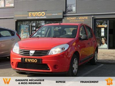 occasion Dacia Sandero I 1.4 MPI 75 ch GPL Ambiance