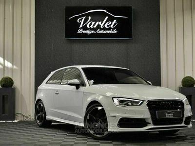 occasion Audi A3 8v 1.8 tfsi 180ch quattro stronic sline plus 1ere main acc camera attelage rotor +++