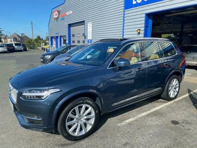 occasion Volvo XC90 Inscription Luxe T8 Twin Engine 303+87 ch Geartronic 7pl
