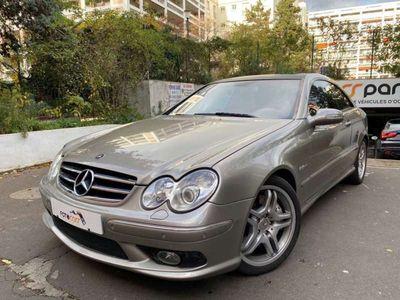 occasion Mercedes CLK55 AMG AMG CLASSE BA (C209)