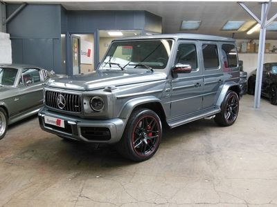 occasion Mercedes G63 AMG Classe G ClasseAmg 585ch Stronger Than Time Edition Speedshift Tct Evap Isc