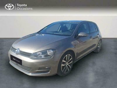 occasion VW Golf 1.6 TDI 105ch BlueMotion Technology FAP Carat DSG7 5p