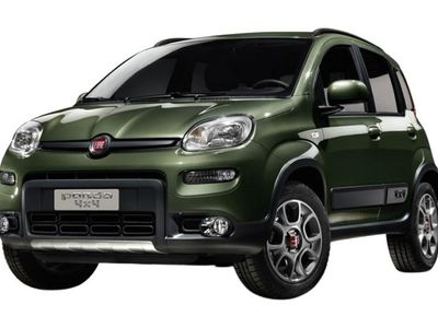 occasion Fiat Panda 4x4 0.9 85 ch TwinAir S/S *