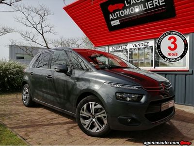 occasion Citroën C4 Picasso 1.6 165 Exclusive BVA start and stop