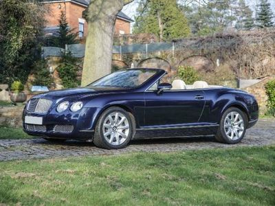 occasion Bentley Continental GTC (2008)