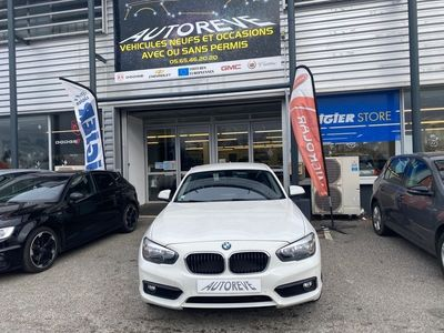 occasion BMW 116 Serie 1 2018 - Blanc - d