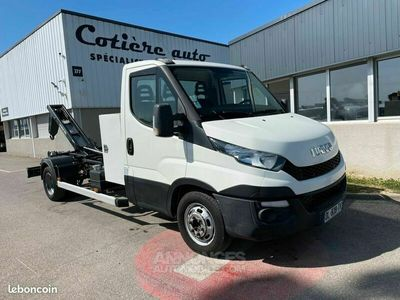 occasion Iveco Daily 35c15 Polybenne NEUF
