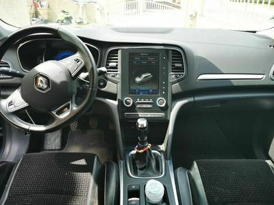occasion Renault Mégane IV Estate Blue dCi 115 Intens