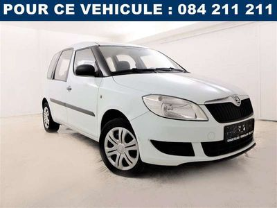 occasion Skoda Roomster 1.2 CR TDi Ambition ## airco