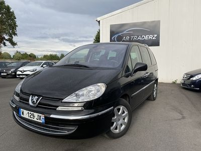 occasion Peugeot 807 2.0 Hdi136 Fap Family