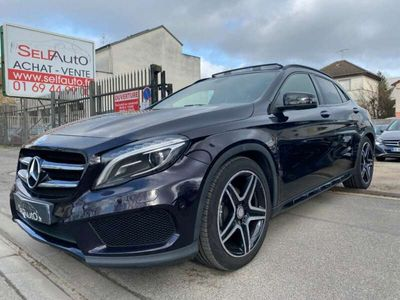occasion Mercedes GLA200 CLASSE FASCINATION 7G-DCT (X156)