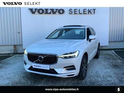 occasion Volvo XC60 B4 AdBlue AWD 197ch Inscription Luxe Geartronic
