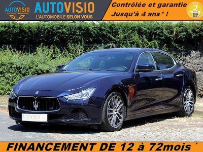 occasion Maserati Ghibli Ghibli3.0 V6 275ch Start/stop Diesel