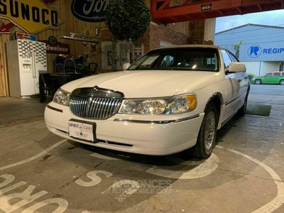 occasion Lincoln Town Car EDITION CARTIER