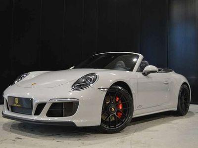 occasion Porsche 991 911 4 GTS Cabriolet Phase 2 3.0i 450 ch 1 MAIN !!