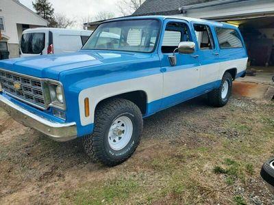 occasion Chevrolet Suburban 1978