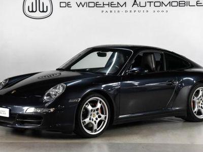 occasion Porsche 911 Carrera 4S TYPE 997 3.8 355 BVM