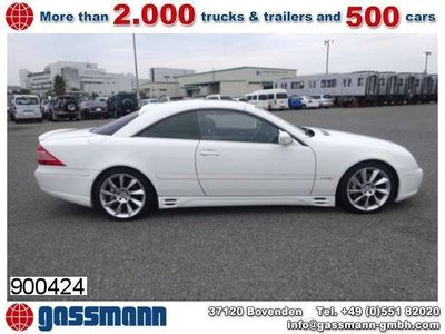 occasion Mercedes CL600 (2002)