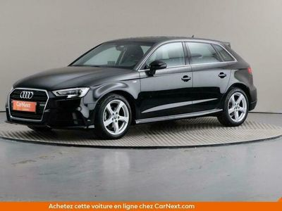 occasion Audi A3 Sportback 2.0 TDI 150 S tronic 7, S line