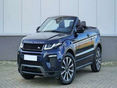 occasion Land Rover Range Rover evoque 2.0 TD4 4WD HSE Dynamic