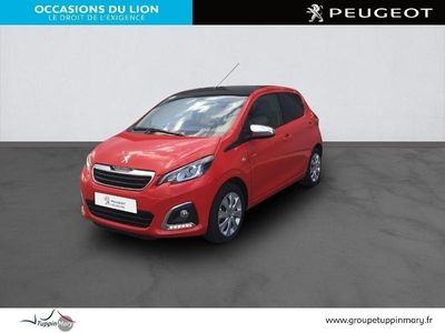 occasion Peugeot 108 VTi 72 Style S&S 85g 5p
