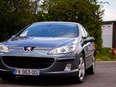 occasion Peugeot 407 HDi 135 Platinum