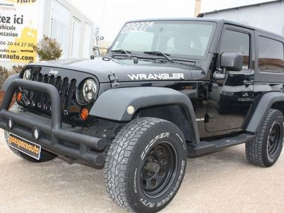 occasion Jeep Wrangler Wrangler2.8 Crd Fap Sahara