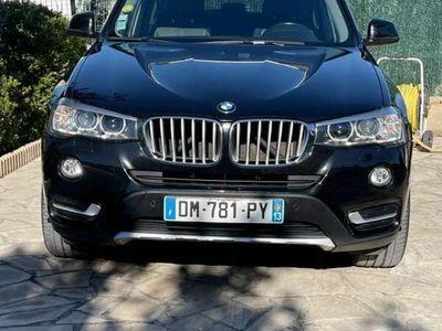 occasion BMW X3 xDrive20d 190ch xLine A