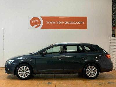 occasion Seat Leon 1.6 tdi 115ch style business dsg7 + options