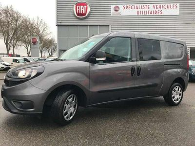 occasion Fiat Doblò cabine approfondie maxi 105 pro lounge prix HT