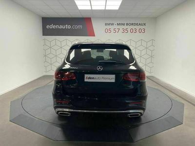 occasion Mercedes 300 GLC CLASSEd 9G-Tronic 4Matic AMG Line