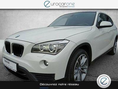 occasion BMW X1 S DRIVE 20D / AUTRES MODELES DISPO