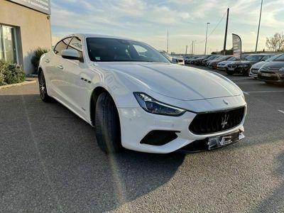 occasion Maserati Ghibli 3.0 V6 275 CH DIESEL GRANDSPORT