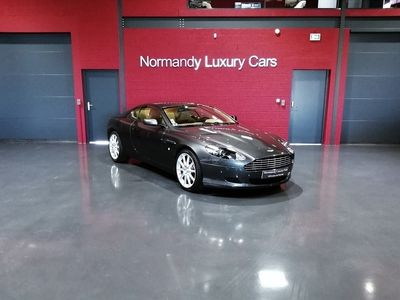 occasion Aston Martin DB9 Coupe V12 5.9l 477ch Touchtronic2