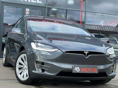 occasion Tesla Model X 525cv Superch Carbone Auto-Pilot SUSP. PNEUM TVAC